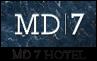 logo-md7hotel.com klien website development rayana digital